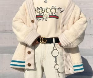 fashion, gucci, and kfashion image