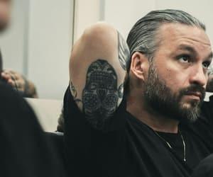 dj, music, and tatto image