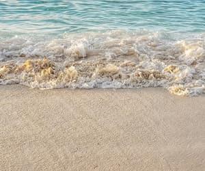 beach, strand, and nassau image