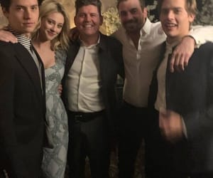 dylan sprouse, cole sprouse, and riverdale image