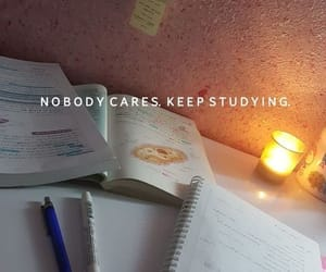 article, sadness, and study image