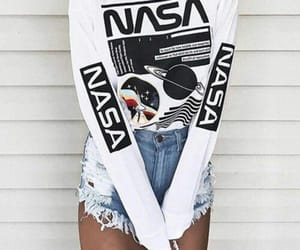 jeans, look, and nasa image