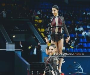group, italy, and rhythmic gymnastics image