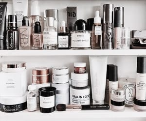 cosmetics, makeup, and products image