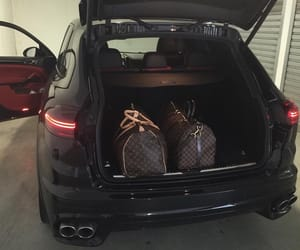 car, bag, and rich image
