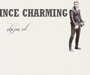 aesthetic, once upon a time, and prince charming image