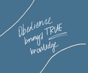 god, jesus, and knowledge image