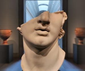 ancient, art, and face image