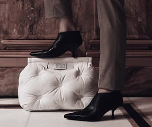clutch, shoes, and fashion image