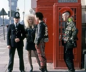 punk, london, and punks image