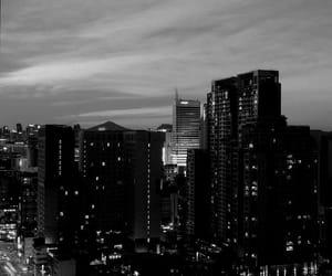 b&w, beauty, and city image