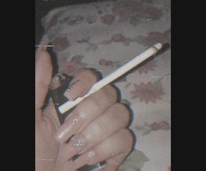1991, nails, and old image