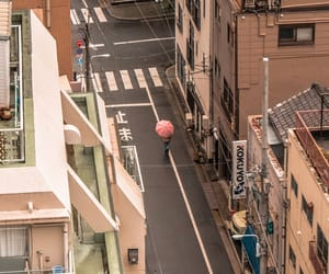 japan and streets image