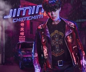 army, jimin, and beyond the scene image