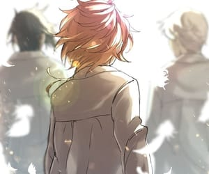 anime, norman, and anime boys image