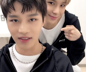 jungwoo, kpop, and taeil image