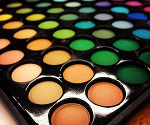 color, colors, and eyeshadow image