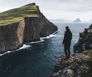 adventure, boy, and landscape image