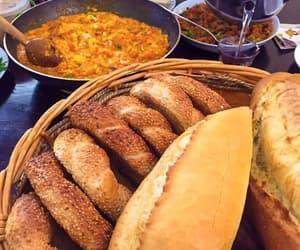 breakfast, turk, and ekmek image