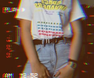 aesthetic, retro, and ootd image