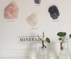 minerals, book, and stone image