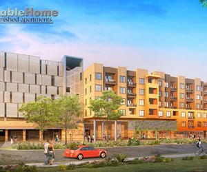 apartments, furnished apartments, and corporate house image