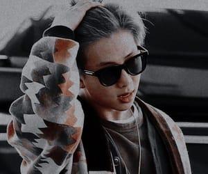 aesthetic, namjoon, and rm image
