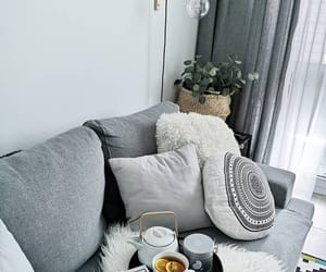 couch, home, and room image