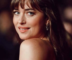actress, beautiful, and dakota johnson image