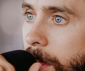 30 seconds to mars, eye, and jared leto image