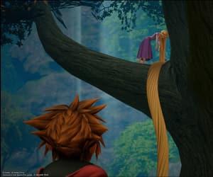 anime, rapunzel, and disney image