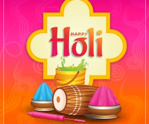 my name on pics and happy holi with name image