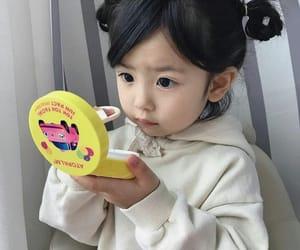 baby, girl, and korean image