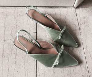 shoes, green, and fashion image
