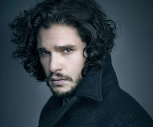 game of thrones, kit harington, and jon snow image