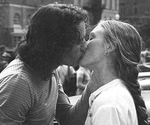 10 things i hate about you, black and white, and couple image