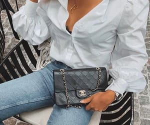 blouse, fashion, and gucci image
