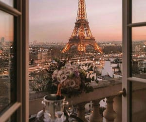 paris, france, and champagne image