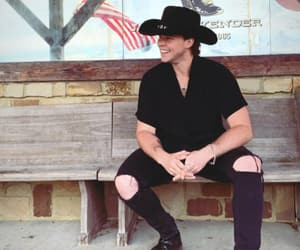 5sos, cowboy, and ashton irwin image