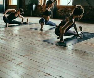fitness, yoga, and gym image