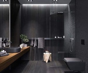 awesome, decoration, and black image