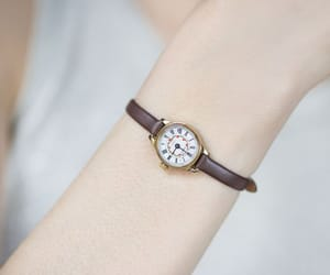 etsy, petite lady watch, and montre femme image