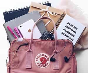 article, school, and backpack image