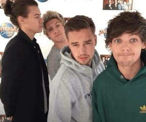 boys, niall horan, and louis tomlinson image