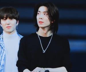 chani, hwiyoung, and sf9 image