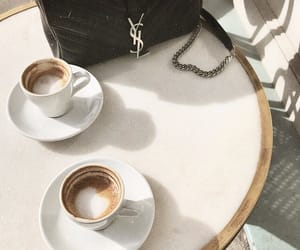 bag, coffee, and fresh taste image