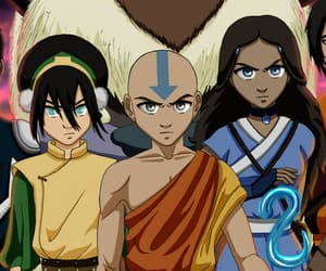 article, aang, and the last airbender image