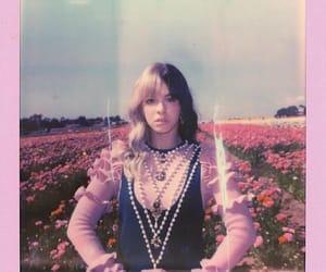 flower field, instagram, and melanie martinez image