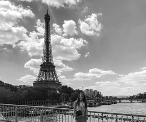 paris, love, and summer image