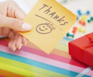 smile, thankyou, and thnx image